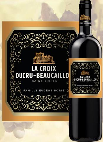 La Croix Ducru-Beaucaillou 2018 Second Vin de Saint-Julien