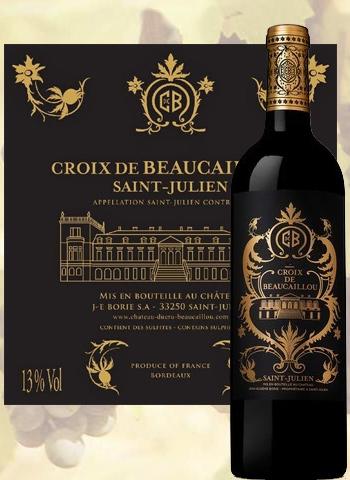 La Croix Ducru-Beaucaillou 2017 Second Vin de Saint-Julien