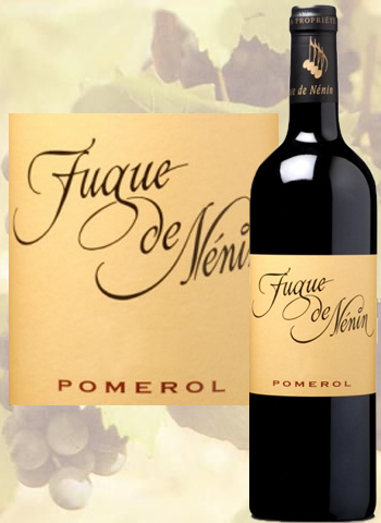 Fugue de Nénin 2017 Grand Vin de Pomerol