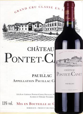 Château Pontet-Canet 2013 Grand Cru de Pauillac