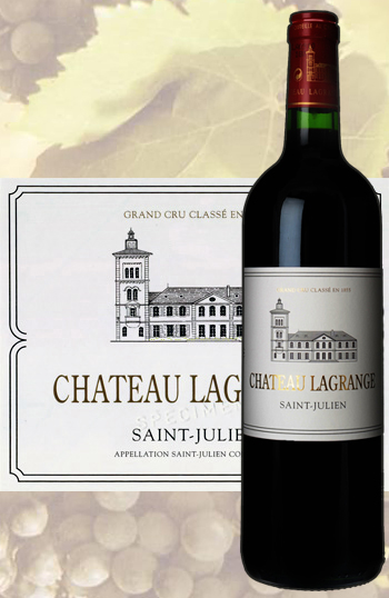 Château Lagrange 2017 Grand Cru de Saint-Julien