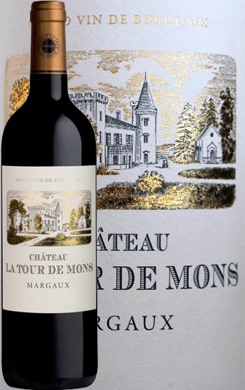 Château La Tour de Mons 2016 Cru Bourgeois de Margaux