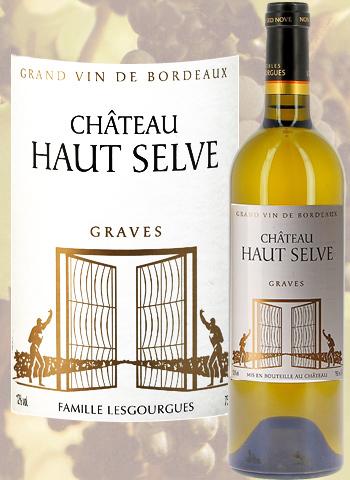 Magnum Château Haut Selve 2015 Graves Blanc