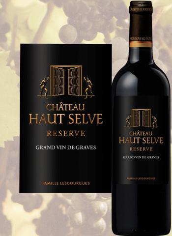 Château Haut Selve Réserve 2018 Graves Rouge