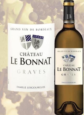 Château Le Bonnat 2018 Graves Blanc