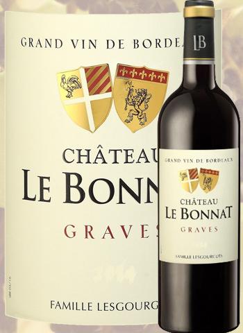Château Le Bonnat 2017 Graves Rouge