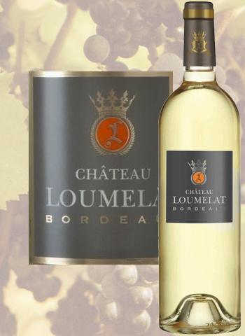 Château Loumelat 2019 Bordeaux Blanc