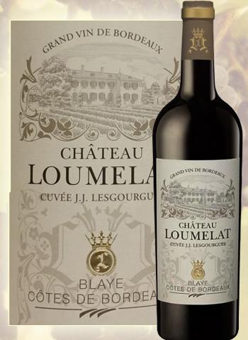 Cuvée JJ Lesgourgues 2016 Château Loumelat