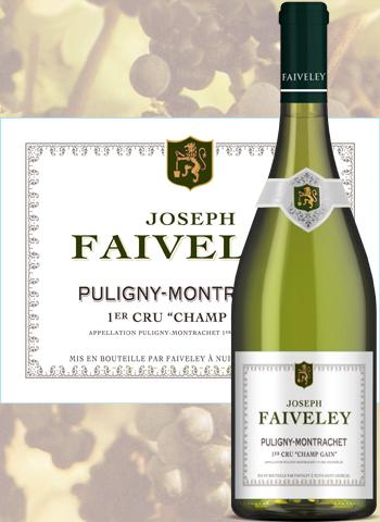 1er Cru Champgains 2018 Puligny-Montrachet Joseph Faiveley