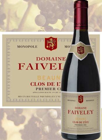 Beaune 1er Cru Clos de l'Écu 2014 Domaine Faiveley