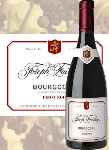 Bourgogne Pinot Noir 2018 Joseph Faiveley
