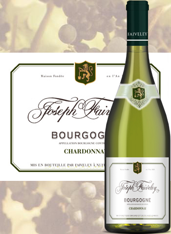 Bourgogne Chardonnay 2017 Joseph Faiveley
