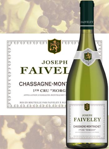 1er Cru Morgeot Blanc 2015 Chassagne-Montrachet Joseph Faiveley