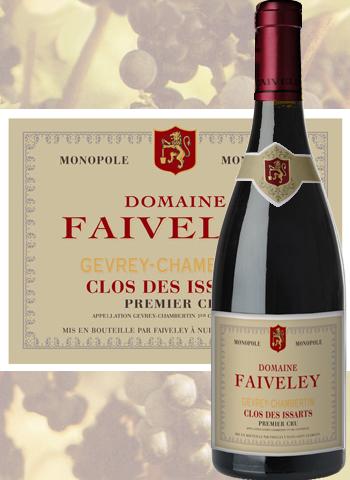 1er Cru Clos des Issarts 2013 Gevrey-Chambertin Monopole Faiveley