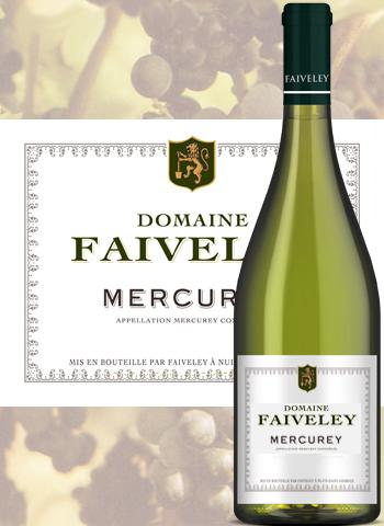 Mercurey Blanc 2018 Domaine Faiveley