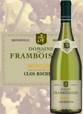 Mercurey Blanc Clos Rochette 2014 Monopole Faiveley