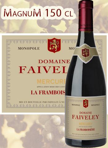 Magnum La Framboisière 2016 Mercurey Rouge Faiveley