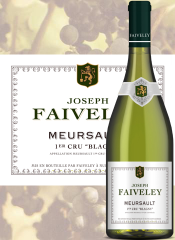 Meursault 1er Cru Blagny 2019 Joseph Faiveley