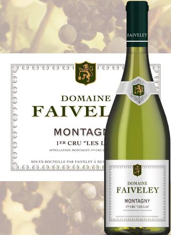 Montagny 1er Cru Les Las 2018 Domaine Faiveley
