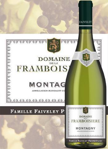 Montagny Blanc 2017 Domaine Faiveley