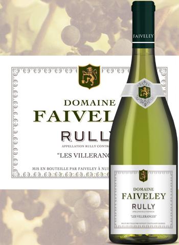 Rully Blanc Les Villeranges 2018 Domaine Faiveley