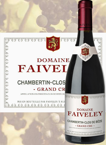 Clos de Bèze 2018 Gevrey-Chambertin Grand Cru Faiveley