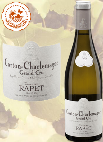 Corton-Charlemagne Grand Cru 2018 Domaine Rapet