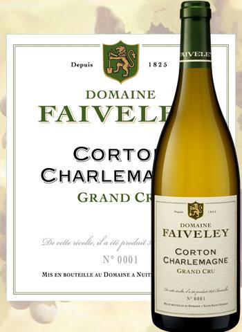 Corton-Charlemagne Grand Cru 2016 Domaine Faiveley