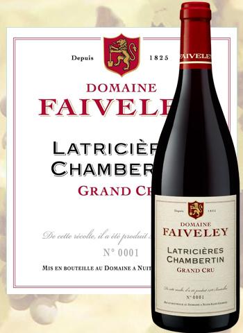 Latricières-Chambertin Grand Cru 2017 Domaine Faiveley