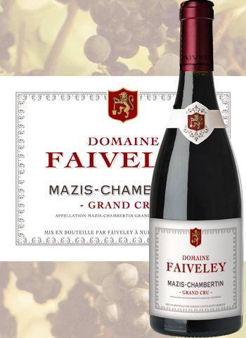 Mazis-Chambertin Grand Cru 2013 Domaine Faiveley