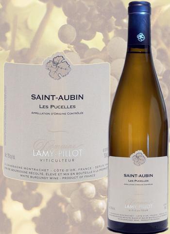 Magnum Saint-Aubin Les Pucelles 2015 Lamy-Pillot