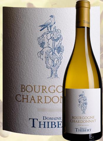 Bourgogne Chardonnay 2017 Domaine Thibert