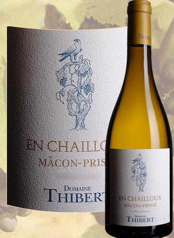 Mâcon-Prissé En Chailloux 2017 Domaine Thibert