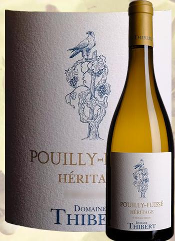 Pouilly-Fuissé Héritage 2017 Domaine Thibert