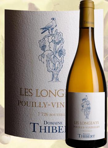 Pouilly-Vinzelles Les Longeays 2016 Domaine Thibert