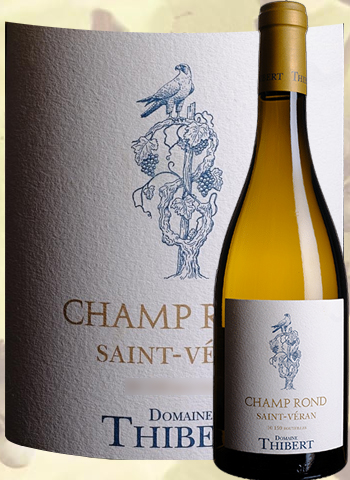 Saint-Véran Champ Rond 2016 Domaine Thibert
