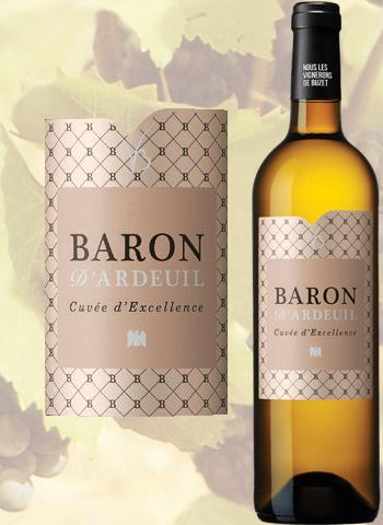 Baron d'Ardeuil Blanc 2019 Grand Vin de Buzet