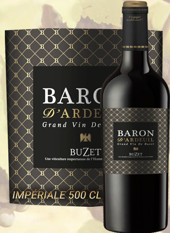 Baron d'Ardeuil 2015 Impériale Grand Vin de Buzet