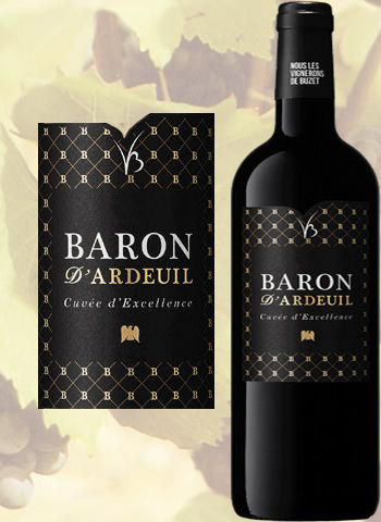 Baron d'Ardeuil 2016 Magnum Grand Vin de Buzet
