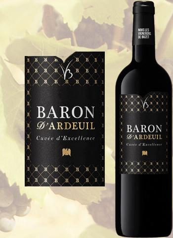 Baron d'Ardeuil 2016 Grand Vin de Buzet