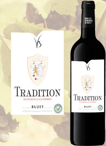 Tradition Rouge 2017 Vignerons de Buzet