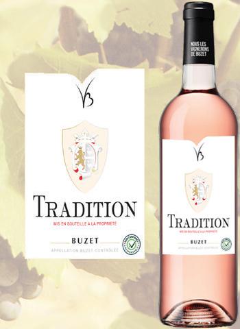 Tradition Rosé 2019 Vignerons de Buzet