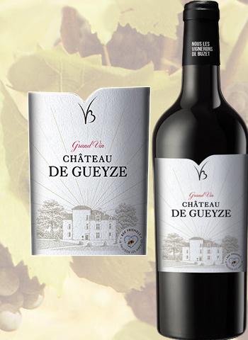 Magnum Château de Gueyze 2016 Buzet