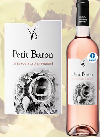 Petit Baron Rosé 2019 Vignerons de Buzet