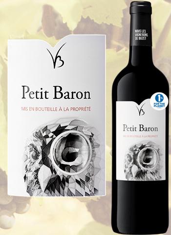 Balthazar Petit Baron Rouge 2016 Vignerons de Buzet