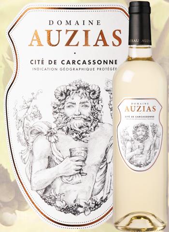 Cuvée Blanc 2019 Domaine Auzias