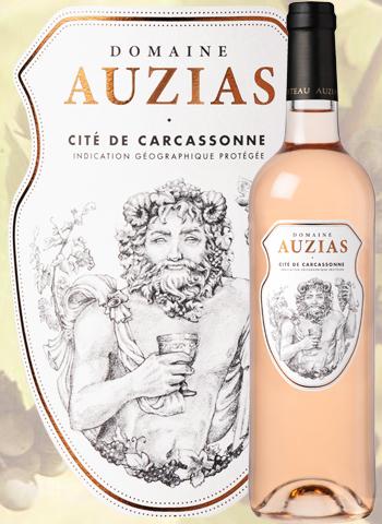 Cuvée Rosé 2020 Domaine Auzias