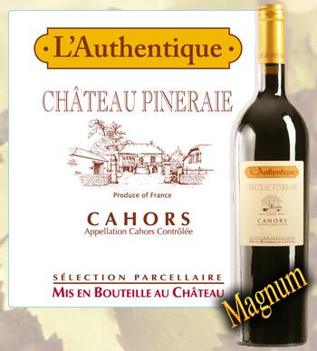 Magnum L'Authentique 2013 Château Pineraie