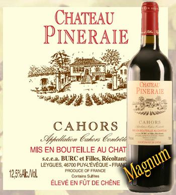 Magnum Château Pineraie 2019 Cahors