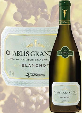 Chablis Grand Cru Blanchot 2017 La Chablisienne